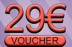 Mega discount offer - Save 29,- EUR on the hottest cams